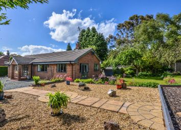 Thumbnail 4 bed detached bungalow for sale in Newcastle Road, Ashley Heath, Market Drayton