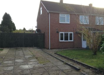 Thumbnail 4 bed semi-detached house to rent in 2 East Dene, Lillington
