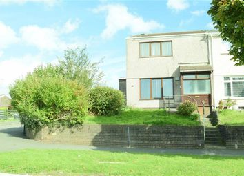 Thumbnail 2 bed end terrace house for sale in Aneurin Way, Derwen Fawr, Sketty, Swansea