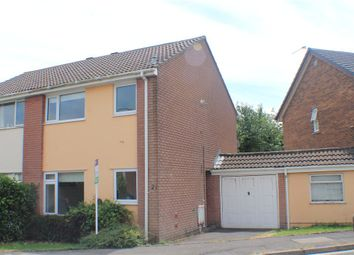 Thumbnail 2 bed semi-detached house for sale in Yatton, North Somerset