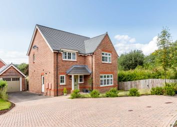 Thumbnail 4 bed detached house for sale in Kidnalls Drive, Whitecroft, Lydney