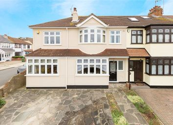 Thumbnail End terrace house for sale in Shirley Gardens, Hornchurch