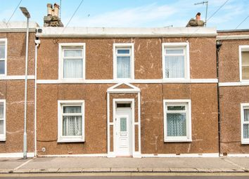 Thumbnail 2 bed terraced house for sale in White Rock Road, Hastings