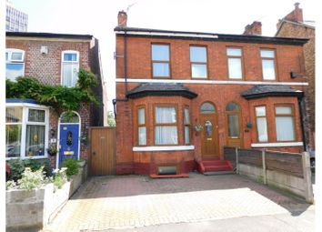 Thumbnail 3 bed semi-detached house for sale in Russell Street, Manchester