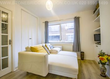 Thumbnail 1 bed flat for sale in Chessington Mansions, Colworth Road