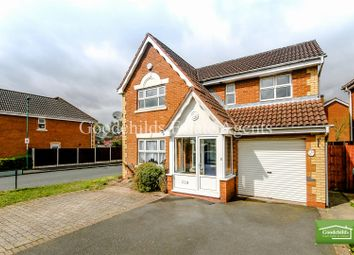 Thumbnail 4 bedroom property for sale in Wych Elm Road, Clayhanger, Walsall