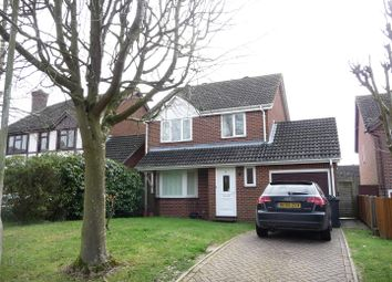 Thumbnail 3 bed detached house to rent in Strouds Meadow, Cold Ash, Thatcham