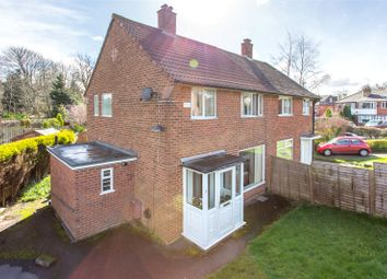 Thumbnail 3 bed semi-detached house for sale in Allerton Grange Avenue, Leeds, West Yorkshire