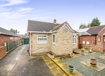 Thumbnail 3 bed bungalow for sale in Ings Walk, South Kirkby, Pontefract