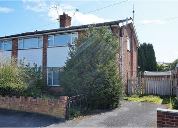 Thumbnail 3 bed semi-detached house for sale in Carlton Avenue, Chester