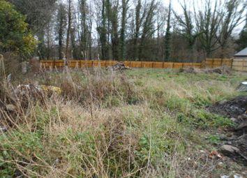 Thumbnail Land for sale in Cwrt Y Gamlas, Gurnos, Swansea