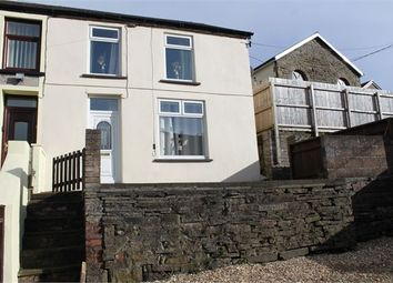 Thumbnail 3 bed end terrace house for sale in Miskin Road, Trealaw, Tonpandy, Rhondda Cynon Taff.