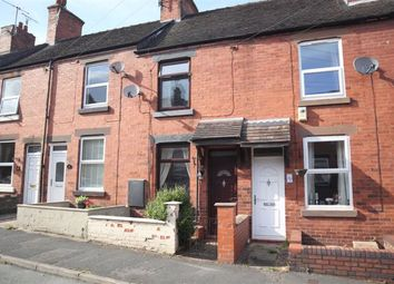 3 bed terraced house for sale in North Avenue, Leek ST13