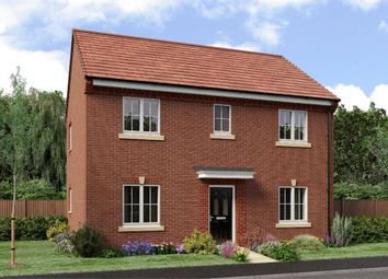 "Thumbnail 4 bed detached house for sale in ""The Buchan Da"" at Netherton Colliery, Bedlington"