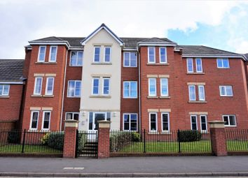Thumbnail 2 bed flat for sale in Bridge Road, Coalville