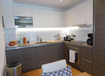 Thumbnail 1 bed flat for sale in Silverworks Close, Edgware