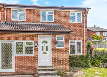 Thumbnail 4 bed detached house for sale in Wesley Road, Kings Worthy, Winchester