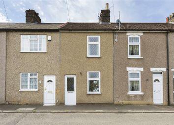 Thumbnail 2 bed terraced house for sale in Laundry Cottages, Wennington Road, Wennington, Rainham