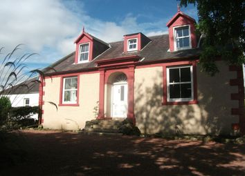 Thumbnail 4 bed detached house to rent in Forth, Lanark