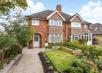 Fishbourne Road West, Fishbourne, Chichester PO19. 3 bed semi-detached house for sale