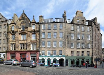 Thumbnail 1 bedroom flat for sale in 112A/1 West Bow, Grassmarket, Edinburgh