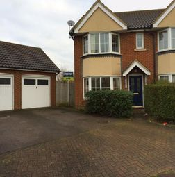 Thumbnail 2 bed end terrace house to rent in Douglas Way, Great Cambourne, Cambourne