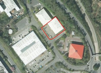 Thumbnail Industrial to let in Unit 7, Triangle Business Par, Merthyr Tydfil
