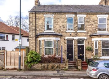 3 bed end terrace house for sale in Harcourt Street, York, North Yorkshire YO31