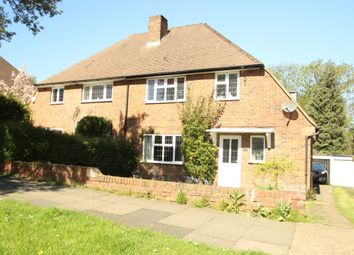 Thumbnail 3 bed semi-detached house for sale in The Highway, Chelsfield