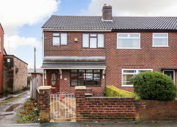 Thumbnail 3 bed terraced house for sale in Warrington Road, Wigan