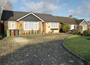 Thumbnail 2 bed detached bungalow for sale in Magnaville Road, Bushey Heath, Bushey