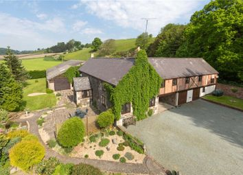 Thumbnail 4 bed detached house for sale in Llanyblodwel, Oswestry, Shropshire