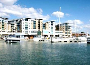 Thumbnail 3 bedroom flat for sale in Dolphin Quays, Poole, Dorset