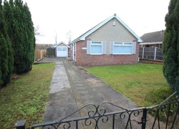Thumbnail 3 bedroom detached bungalow for sale in Long Lane, Carlton-In-Lindrick, Worksop