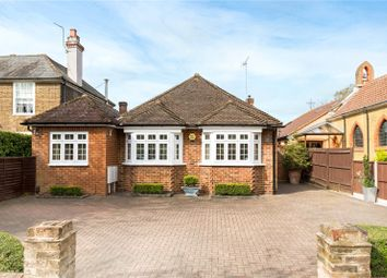 Thumbnail 2 bed detached bungalow for sale in Upper Halliford Road, Shepperton, Surrey