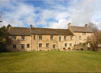Thumbnail 7 bed farmhouse to rent in Shipton Moyne, Tetbury