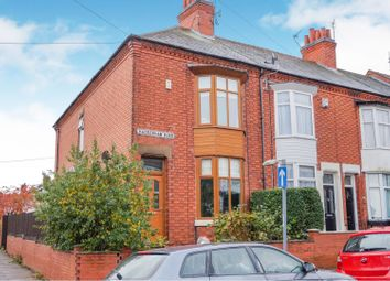 Thumbnail 2 bed end terrace house for sale in Haddenham Road, West End
