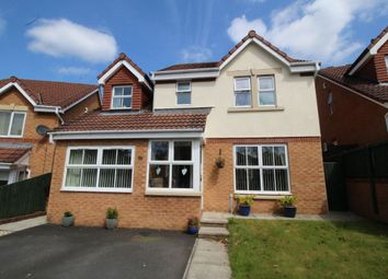 Thumbnail 4 bed detached house for sale in Valley Drive, Carlisle
