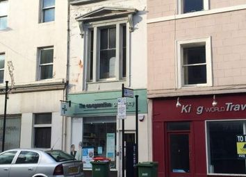 Thumbnail Retail premises to let in 14 Sandgate, Ayr