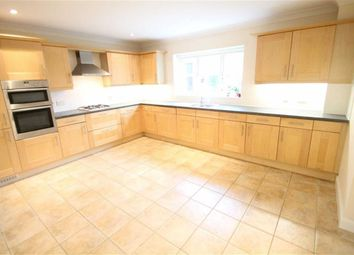 Thumbnail 5 bedroom detached house to rent in Brantwood Close, Westcroft, Westcroft Milton Keynes
