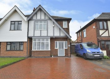 Thumbnail 3 bed semi-detached house for sale in Nottingham Road, Long Eaton, Nottingham