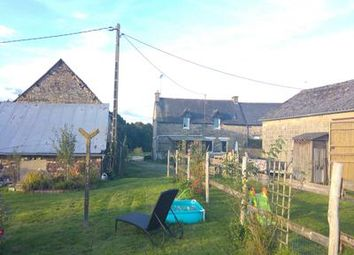 Thumbnail 4 bed equestrian property for sale in Maxent, Ille-Et-Vilaine, France