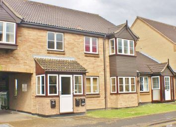 Thumbnail 2 bed flat for sale in The Paddocks, Old Catton, Norwich