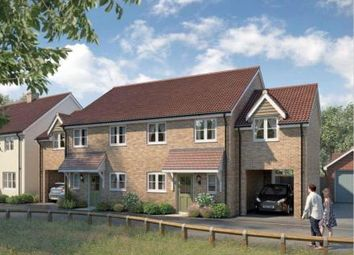 Thumbnail 4 bedroom detached house for sale in Hanbury Place, Hospital Approach, Broomfield, Chelmsford