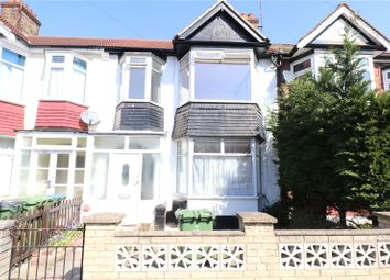 Thumbnail 3 bed terraced house for sale in Manton Road, Abbeywood, London
