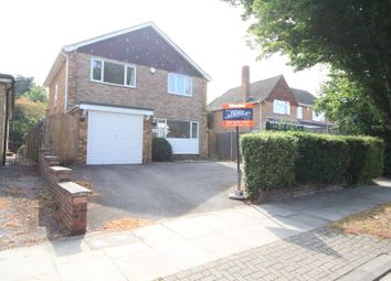 Thumbnail 4 bed detached house to rent in Park Road, New Barnet, New Barnet