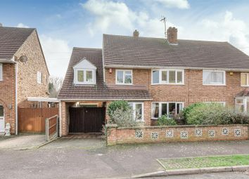 4 bed semi-detached house for sale in Western Way, Wellingborough NN8