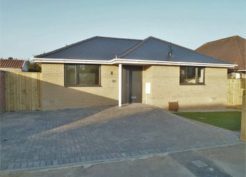 Thumbnail 2 bedroom detached bungalow for sale in Paddington Grove, Knighton Heath, Bournemouth