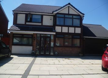 Thumbnail 5 bed detached house for sale in Bryn Road South, Ashton In Makerfield