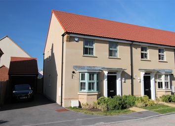 Thumbnail 3 bed end terrace house for sale in Harvest Way, Thornbury, Bristol